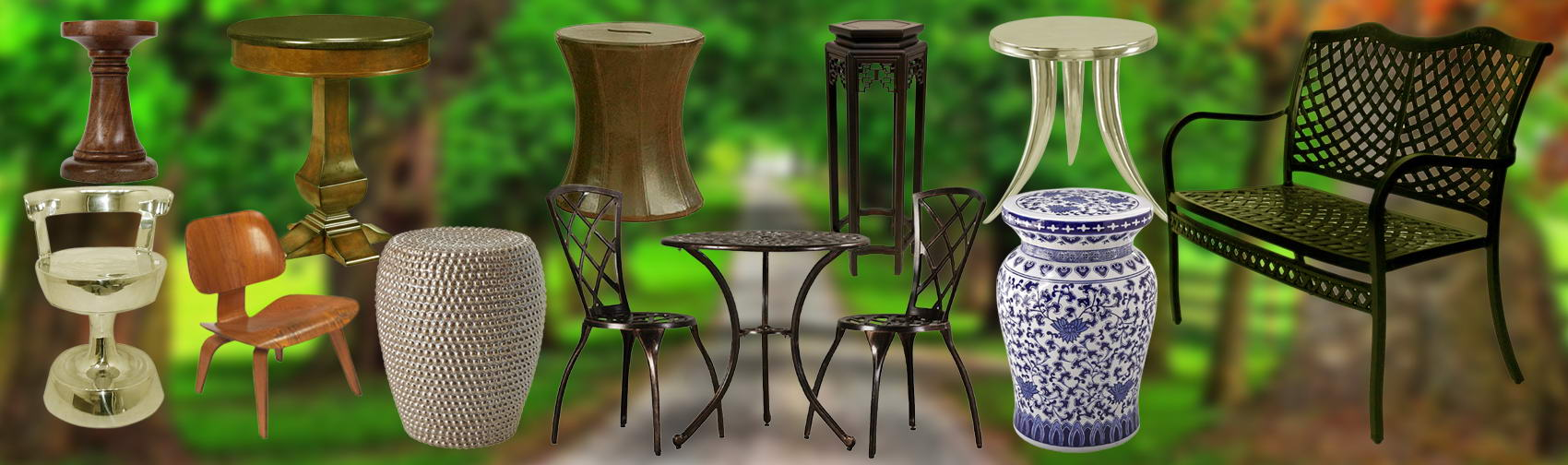 Designer Tables & Chairs